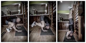 Hundstand Tripod - Calisthenics - Personal Trainer Taranto