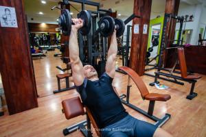 DB Incline Press - fine - Personal Trainer Taranto - Lanza Personal Trainer -