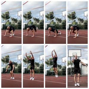 Burpees|esercizio a corpo libero|Personal Trainer Taranto|Lanza Personal Trainer
