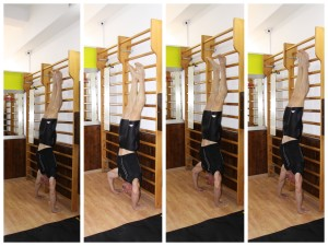 handstand push up|esecuzione|calisthenics|Taranto personal Trainer|Lanza Personal Trainer