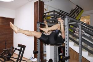 Front lever ad una gamba|Personal Trainer Taranto|Lanza Personal Trainer