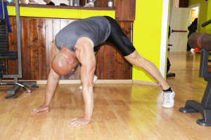 pike push up fase iniziale| V push Up|Calisthenics|Personal Trainer Taranto| Lanza Personal Trainer