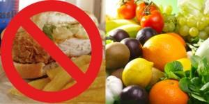 Mangiare sano|No cibo spazzatura|Lanza Personal Trainer|Personal Trainer Taranto