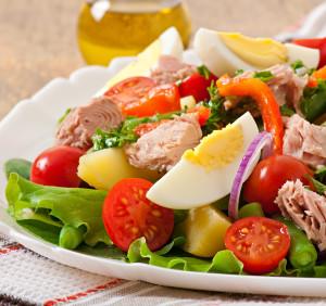 Insalata|Nizzarda|Dieta|Zona|Lanza Personal Trainer|Personal Trainer Taranto